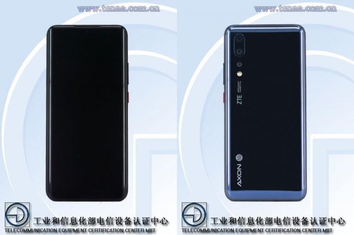 ZTE Axon 10s Pro 5G ju¿ po certyfikacji TENAA