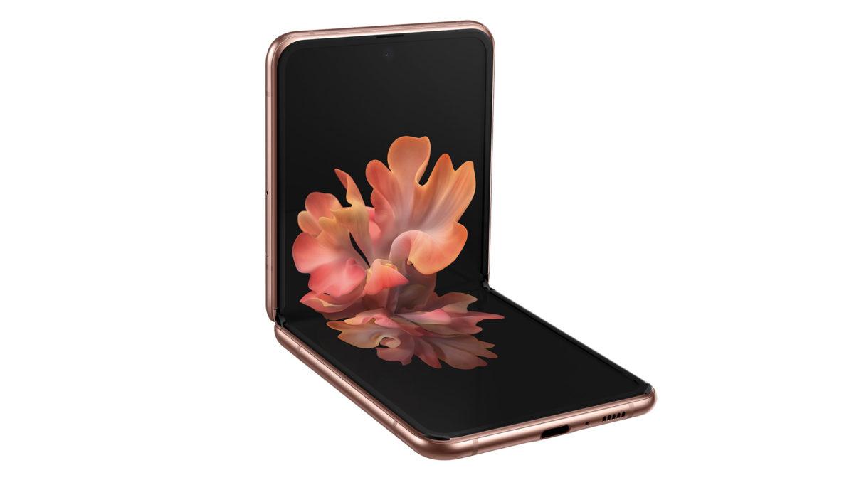 Samsung Galaxy Z Flip 5G oficjalnie og³oszony
