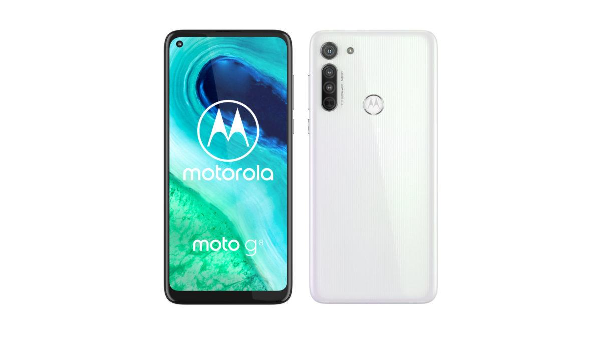 Motorola Moto G8 oficjalnie. Specyfikacja, dostêpno¶æ