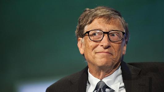 Bill Gates przerzuci³ siê na Androida