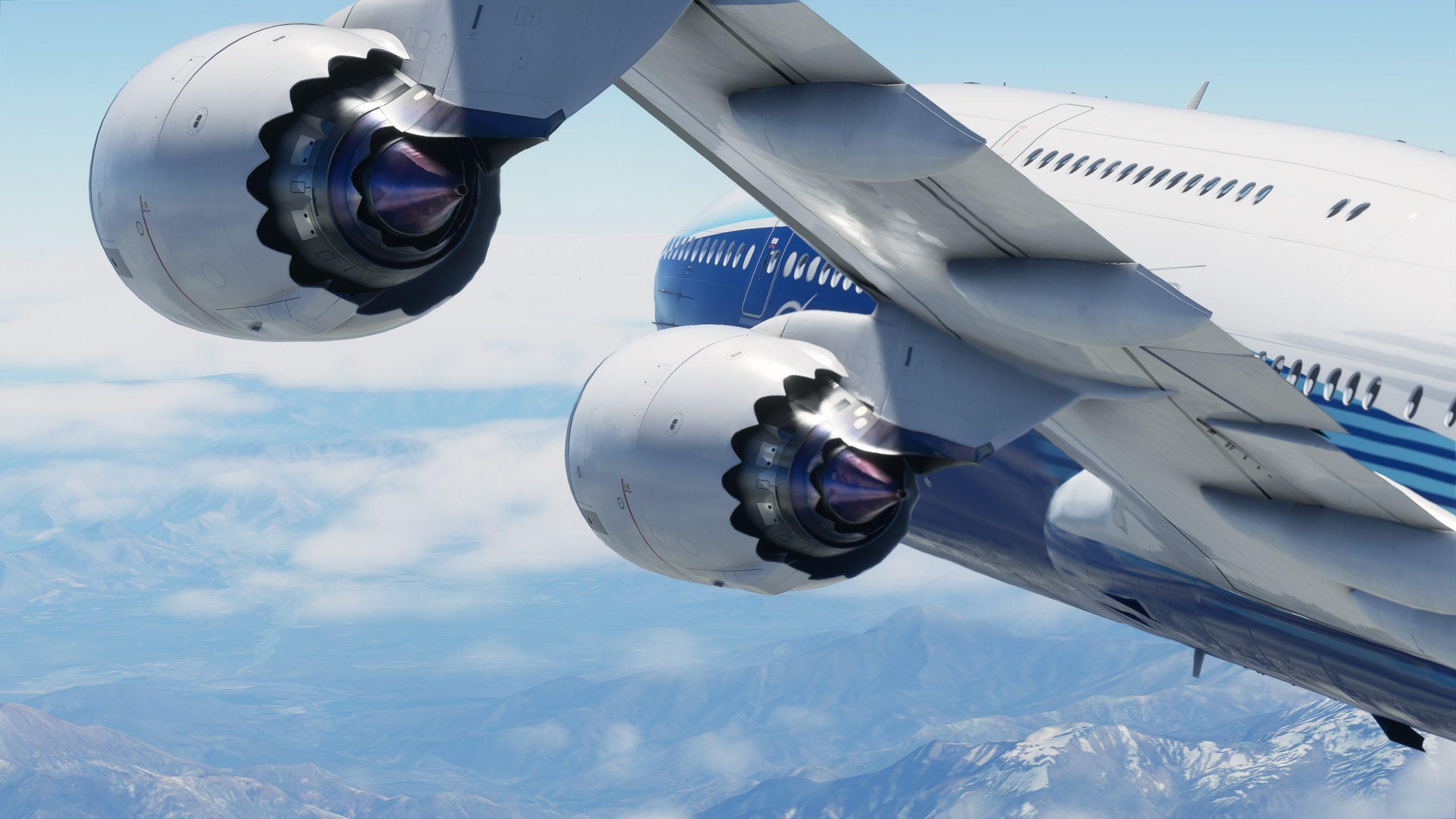Microsoft chwali siê kolejnymi zrzutami ekranu z Microsoft Flight Simulator