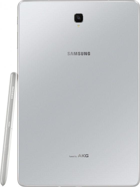 Render Samsung Galaxy Tab S4