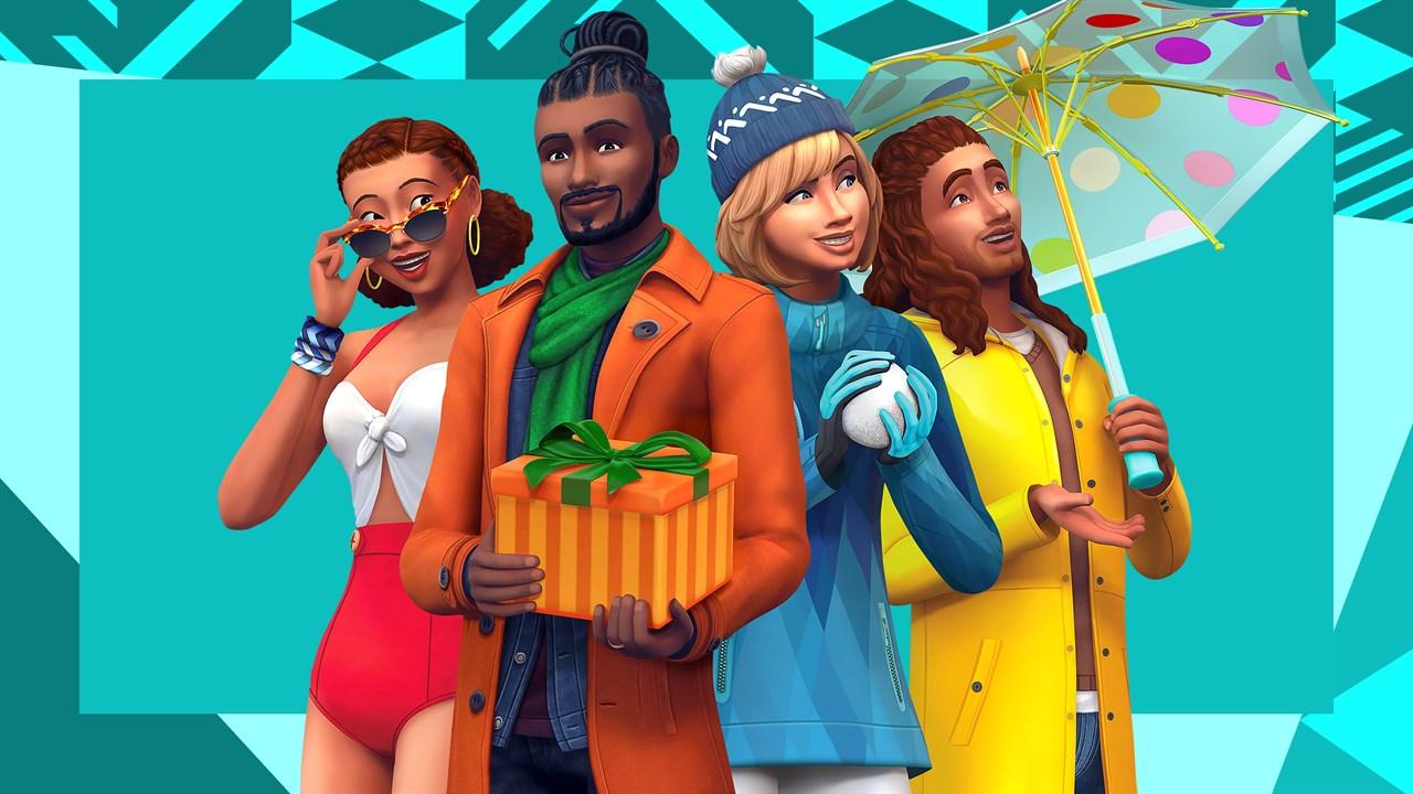 The Sims 4 dostaje aktualizacjê z nowymi kolorami skóry i w³osów