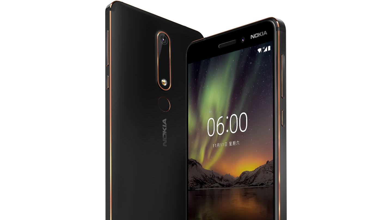 Nokia 6.1 (2018) dostêpna jest u nas w dwóch wersjach