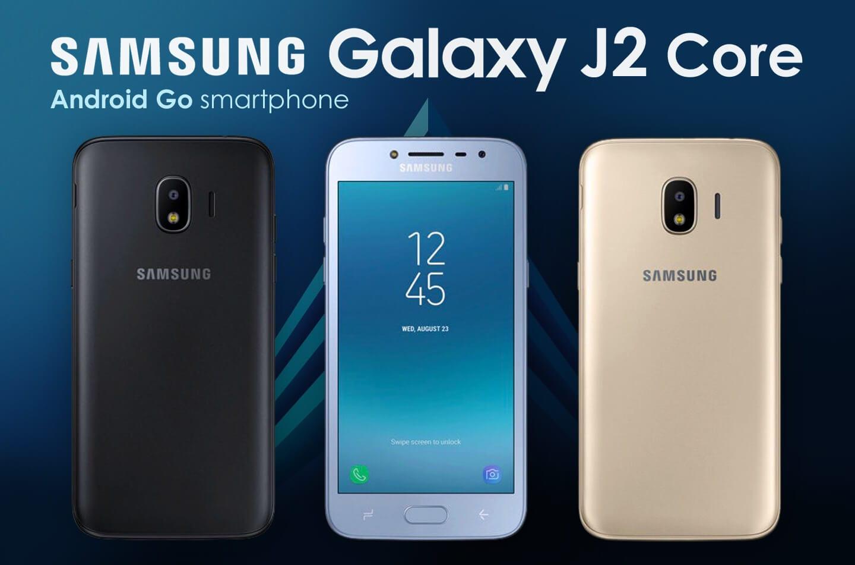 Samsung Galaxy J2 Core 2020. Specyfikacja, cena i dostêpno¶æ nowej bud¿etówki