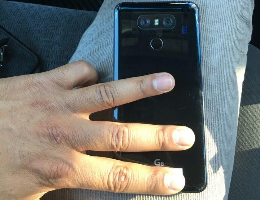 Nowe zdjêcie ty³u LG G6; nowe informacje na temat telefonu