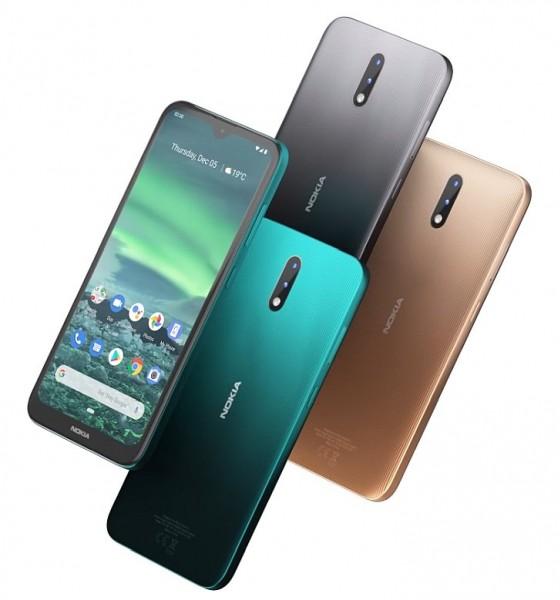 Nokia 2.3 ju¿ wkrótce oficjalna premiera