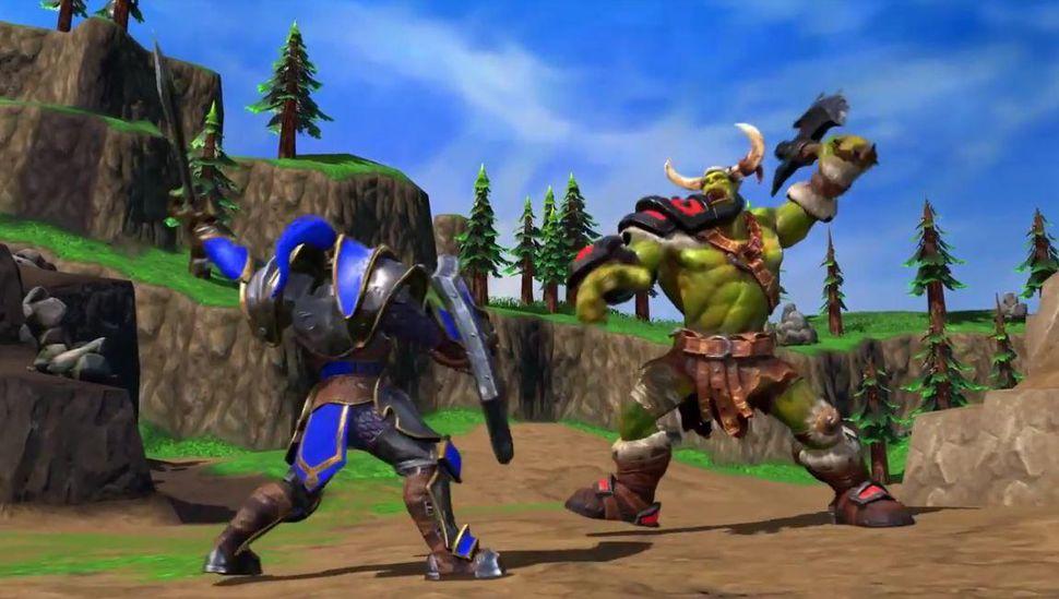 Blizzard robi mobilnego Warcrafta