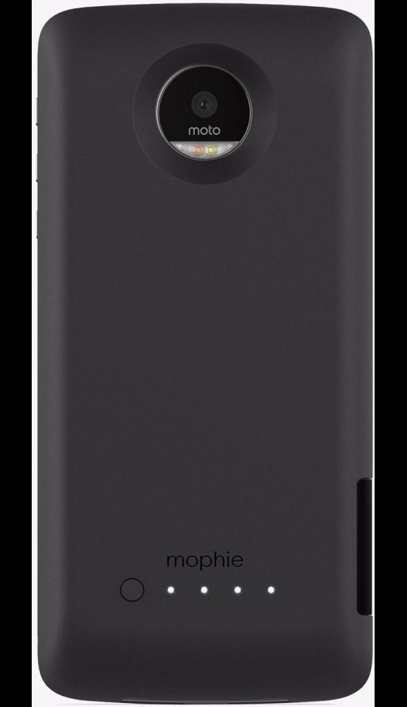 Mophie Juice Pack - nowa modyfikacja z serii Moto Mod
