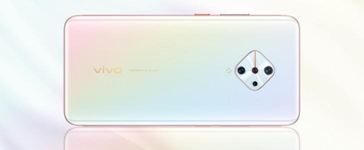 vivo S1 Pro - specyfikacja i dane techniczne