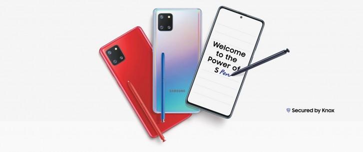 Samsung Galaxy Note10 Lite - premiera ju¿ 21 stycznia