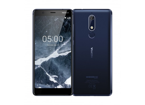 Nokia 5.1 dostaje aktualizacjê do Androida 9 Pie