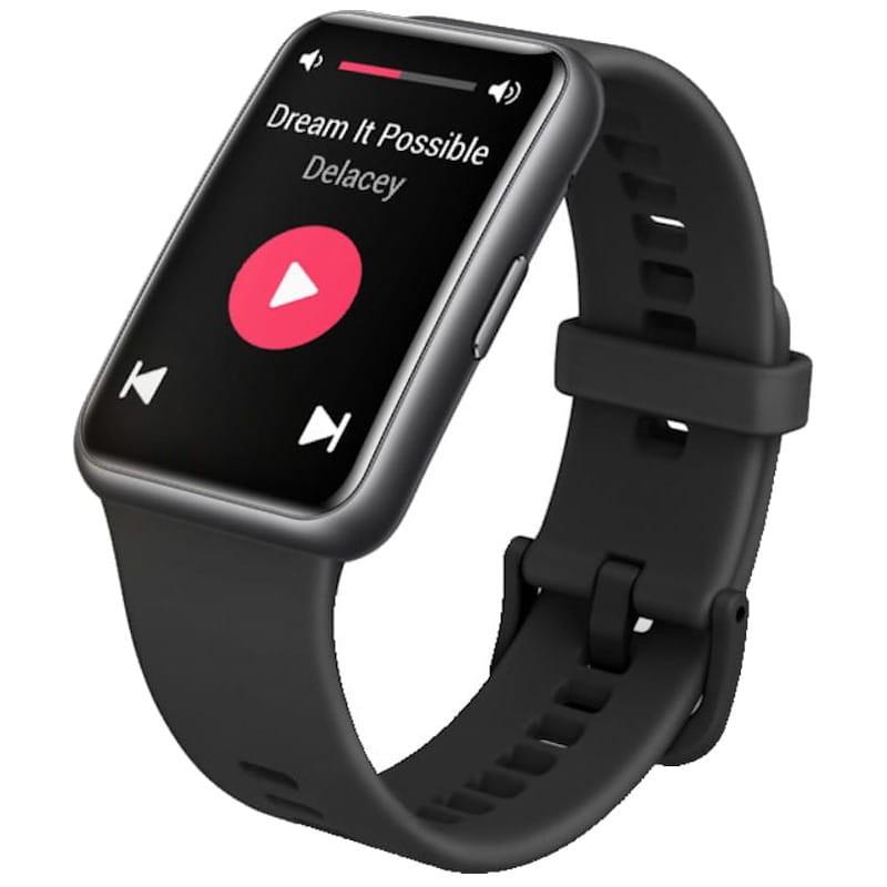 Huawei Watch Fit po premierze. Specyfikacja, cena, dostêpno¶æ