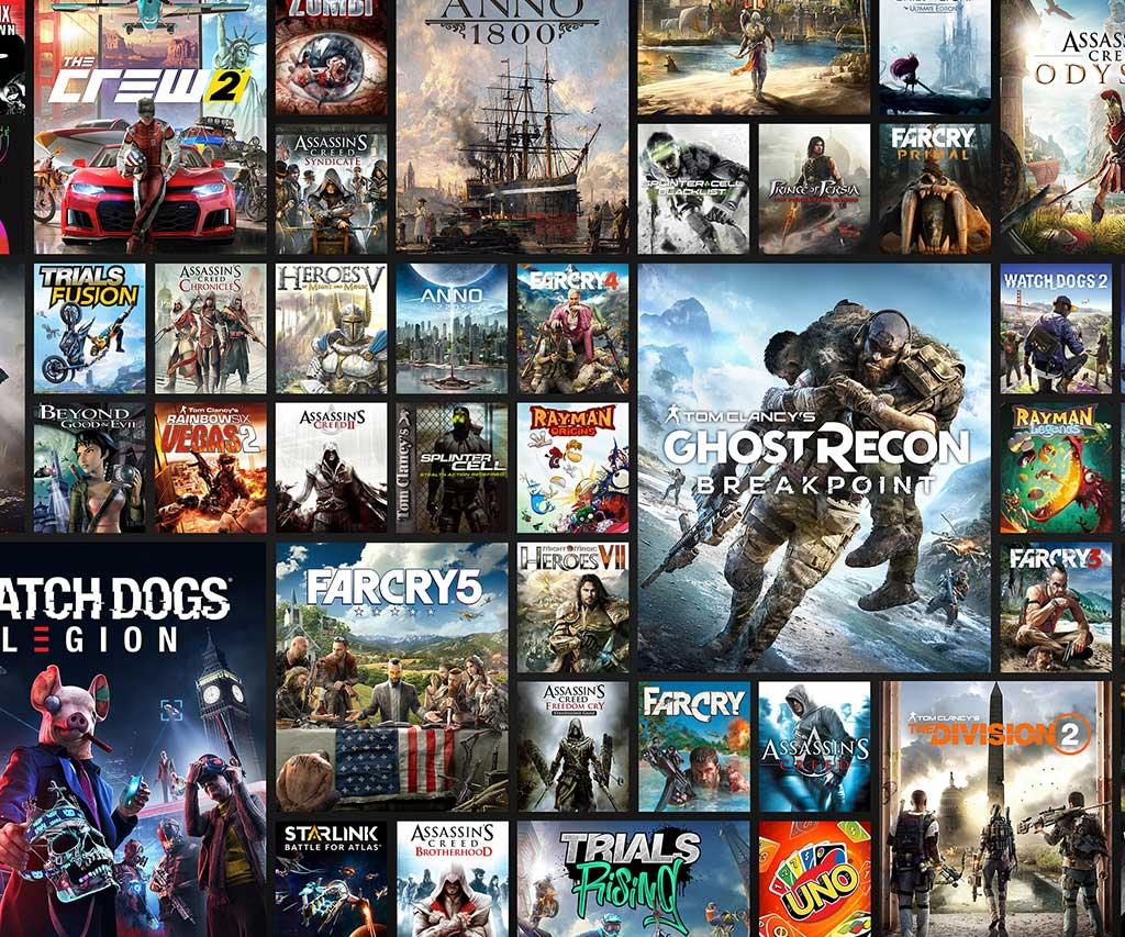 W Ubisoft Store rusza czarnopi±tkowa wyprzeda¿ gier