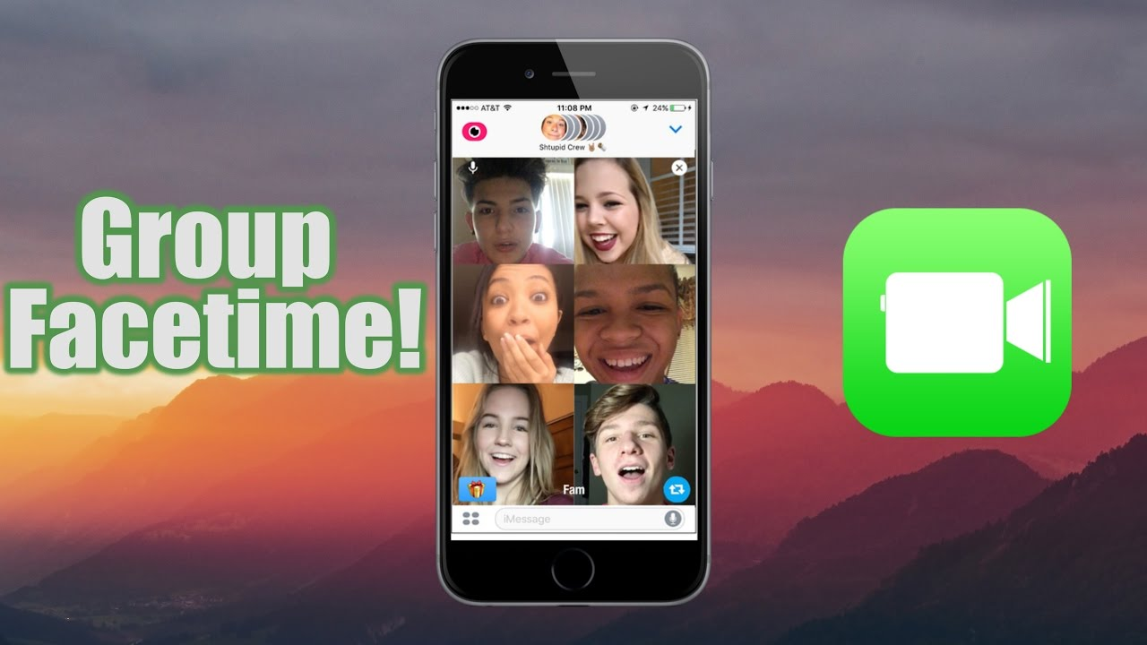 Apple wycofuje funkcjê Group FaceTime