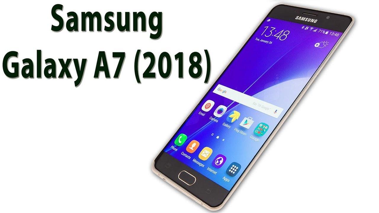 Galaxy A7 (2018) pojawi³ siê na stronie internetowej Samsunga