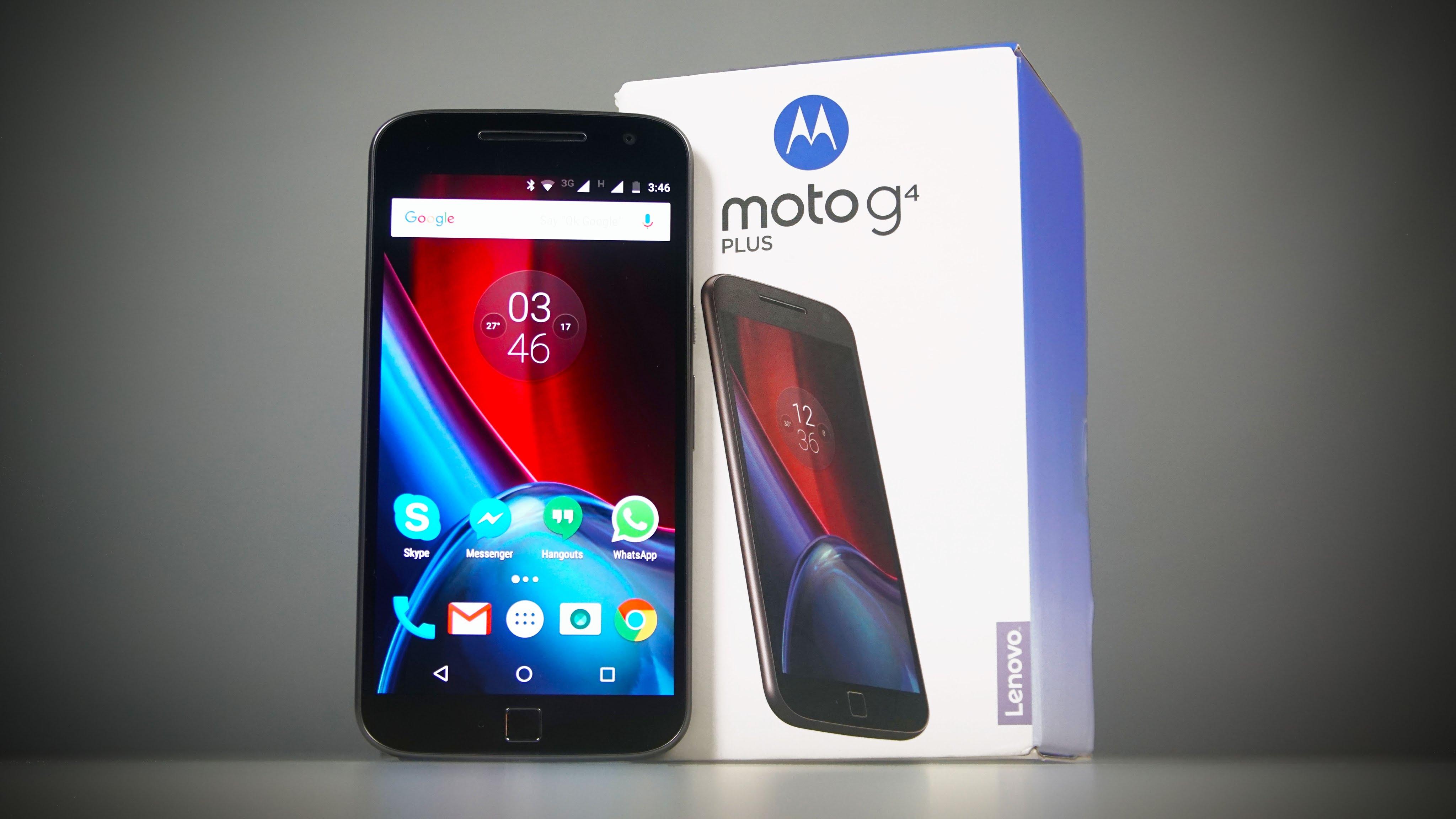 Ha! OS telefonu Moto G4 Plus jednak zostanie zaktualizowany do Androida Oreo