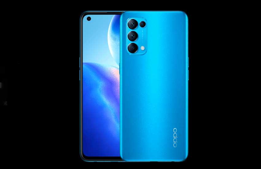 OPPO oficjalnie zaprezentowa³o nowy smartfon Reno5 5G