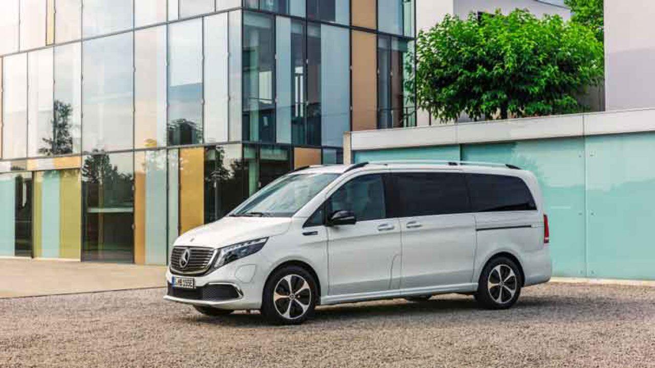 EQV, elektryczny van od Mercedes, jest ju¿ dostêpny w europejskich salonach
