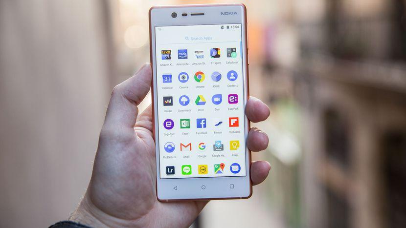 Nokia 3 zostanie zaktualizowana do Androida 7.1.1