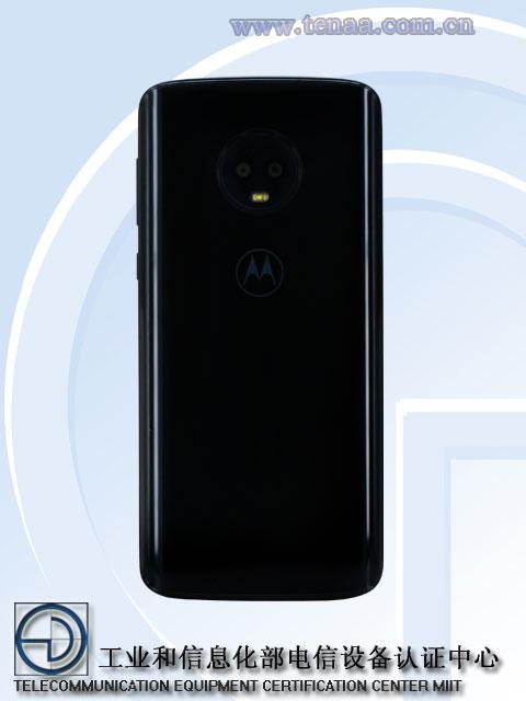 Wyciek³o nowe zdjêcia Moto G6