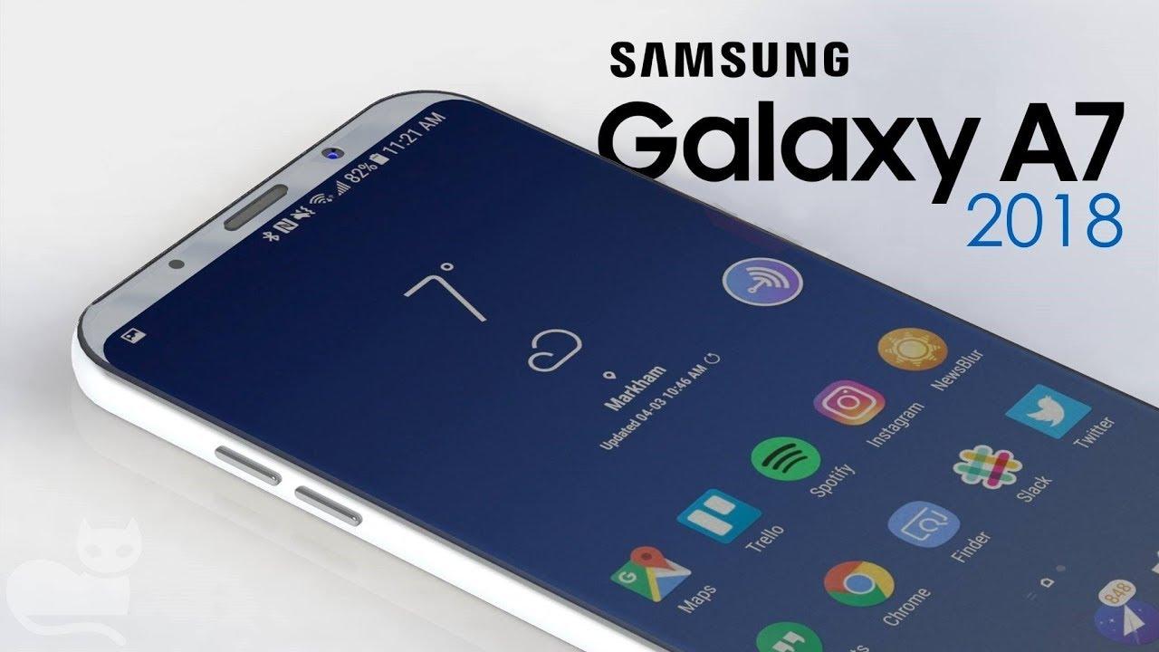 Samsung Galaxy A7 (2018) otrzyma³ certyfikat FCC