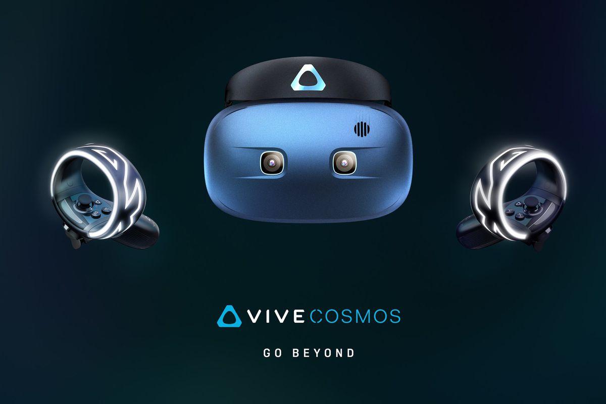 HTC Vive Cosmos, najnowsze gogle VR, do kupienia w Polsce