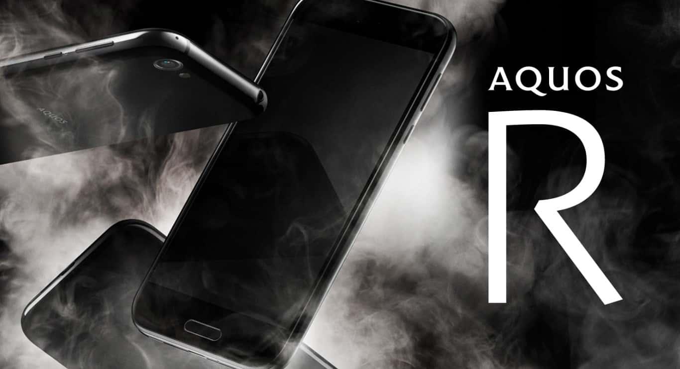 Szykuje siê nowy telefon Sharp - dobra specyfikacja, nietypowe proporcje