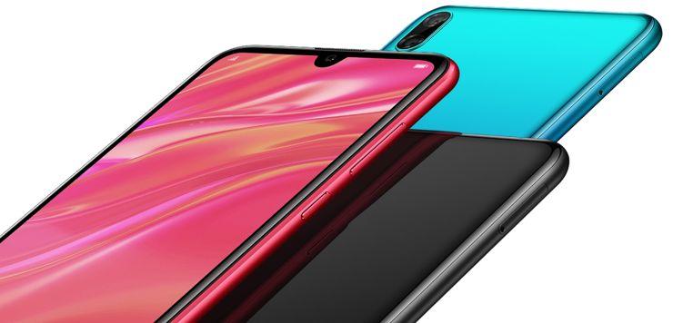 Huawei Y7 Pro (2019) ju¿ oficjalnie