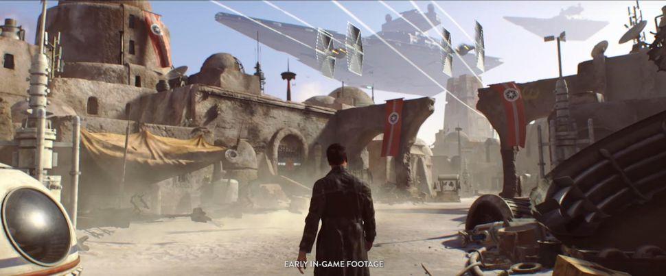 EA oficjalnie zaprzesta³o prac nad gr± Star Wars w otwartym ¶wiecie