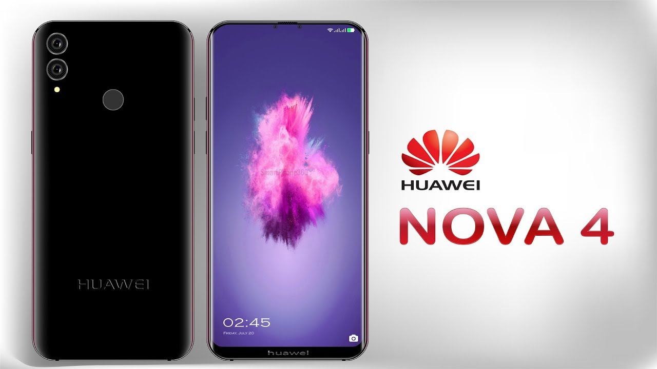 Huawei Nova 4 z technologi± punch-hole screen dostêpny w sprzeda¿y.
