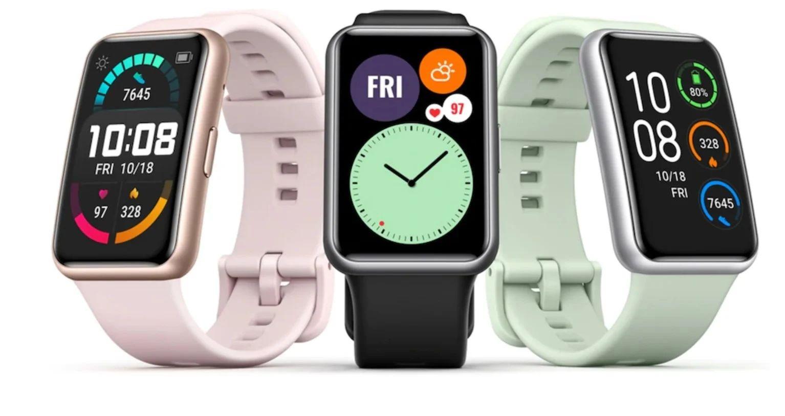 Debiut nowego Huawei Watch Fit