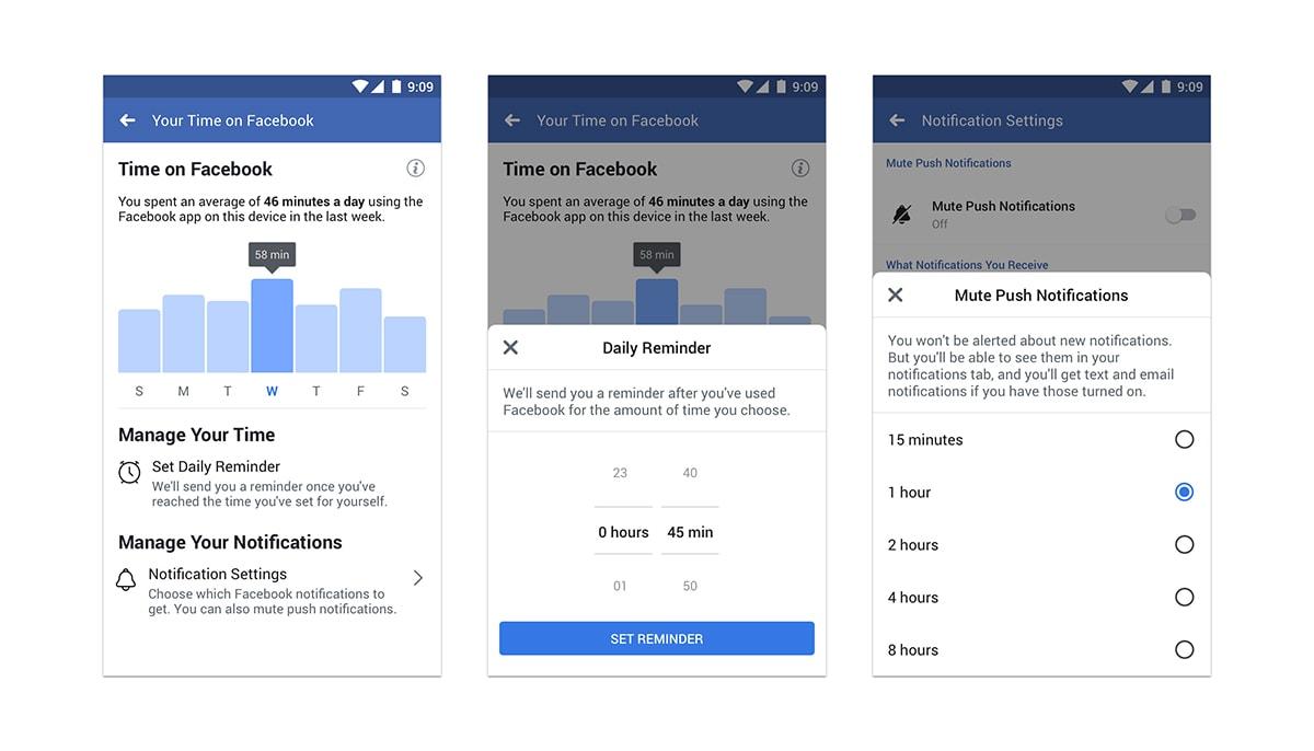 Facebook powie ci, ile czasu na nim spêdzasz. Hurra?