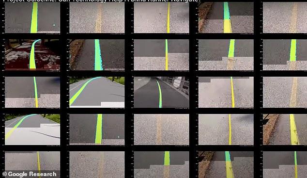 Google opracowuje sztuczn± inteligencjê maj±c± pomóc osobom niewidomym w bieganiu