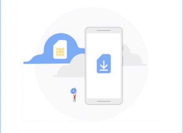 Google chce wprowadziæ wiêksz± ilo¶æ urz±dzeñ z kart± ESIM
