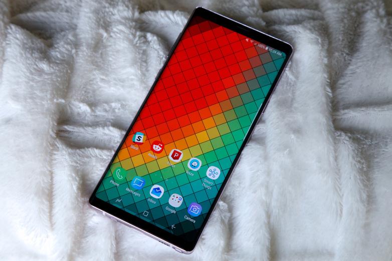Wyciek³o kilka informacji na temat Samsung Galaxy Note 10