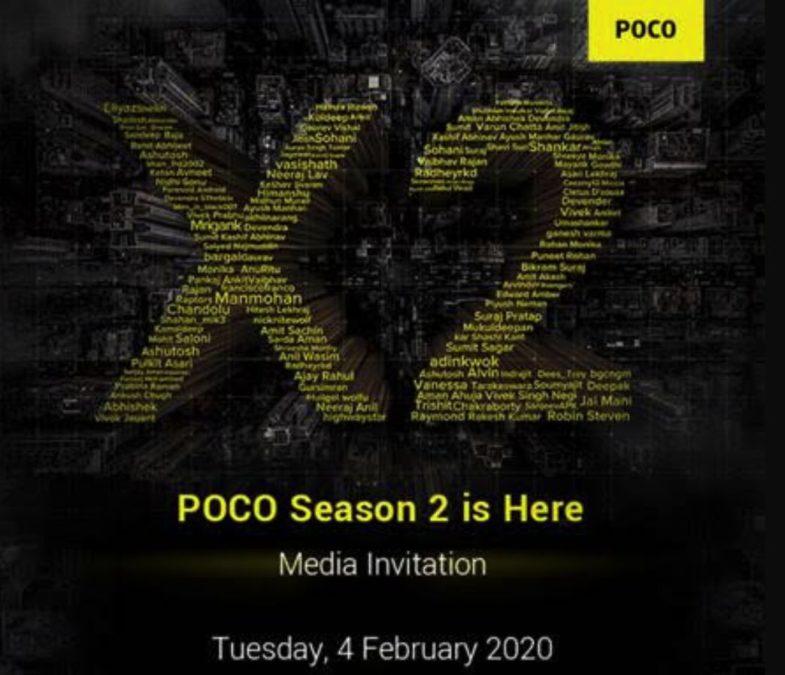 Znamy datê premiery Pocophone X2