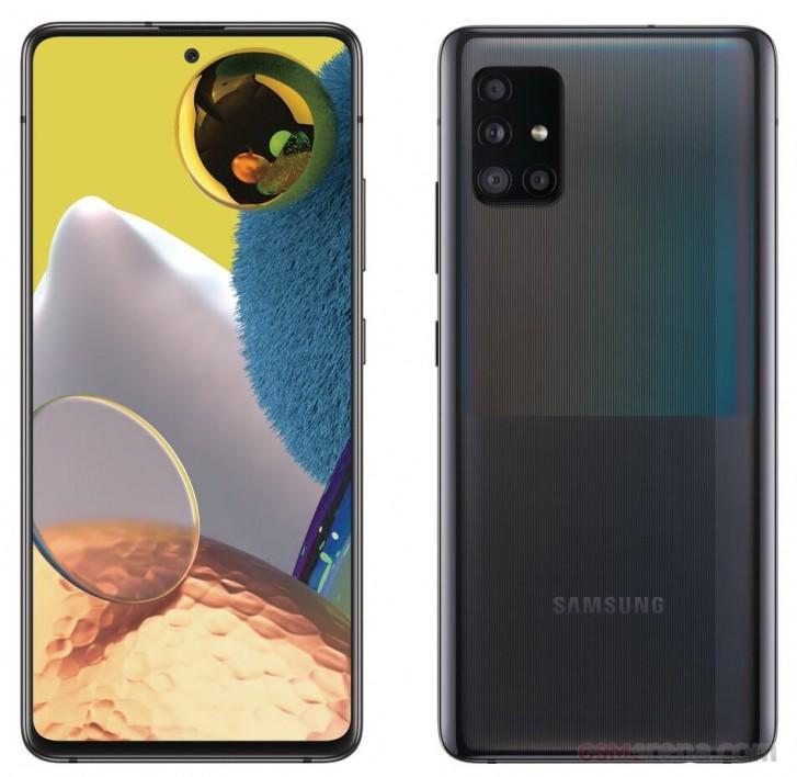 Oficjalne zdjêcia Samsunga Galaxy A51 5G