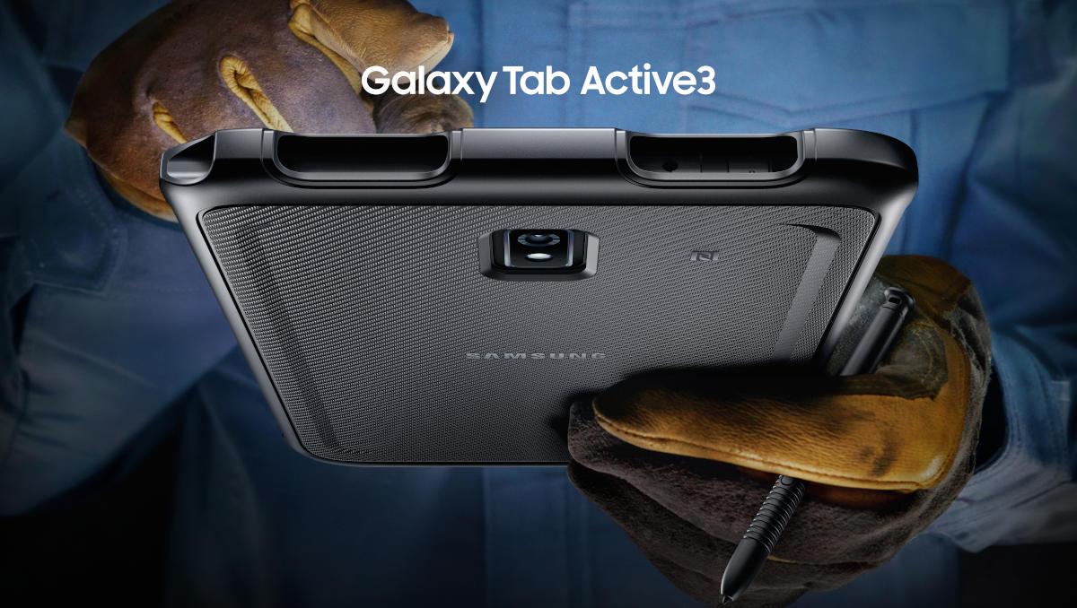 Samsung Galaxy Tab Active3 oficjalnie zaprezentowany