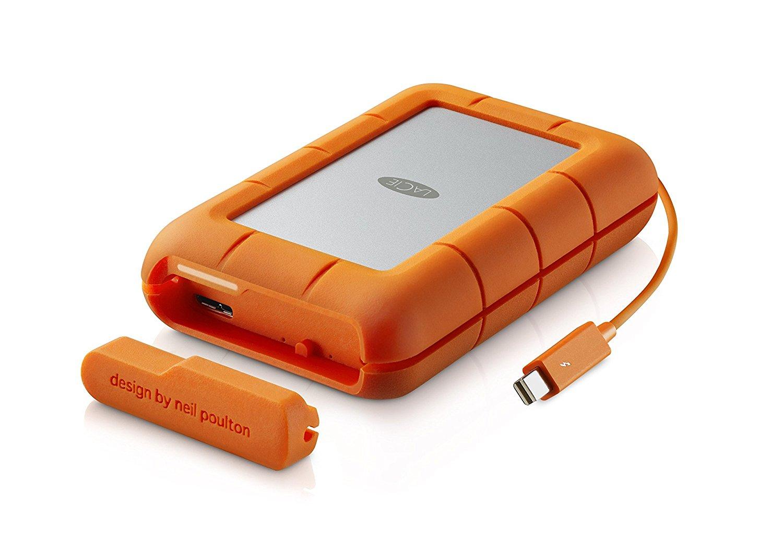 LaCie Rugged Mini 4TB w promocji. Dysk zewnêtrzny do kupienia za 559 z³otych
