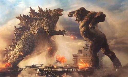 Godzilla vs Kong nadchodzi. D³ugo oczekiwany film nie d³ugo w kinach.