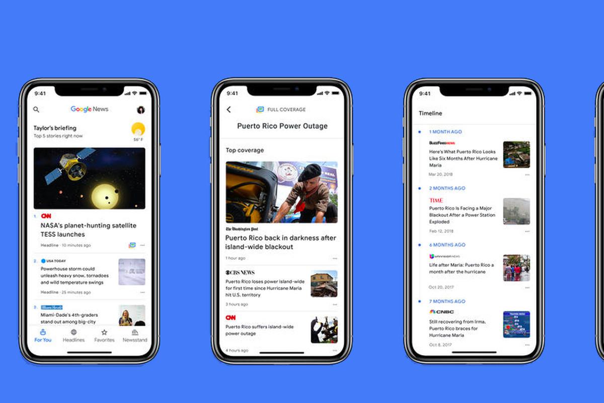 Google mo¿e wycofaæ funkcjê Google News z Europy