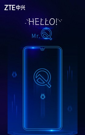 Android Q beta dla ZTE Axon 10 Pro