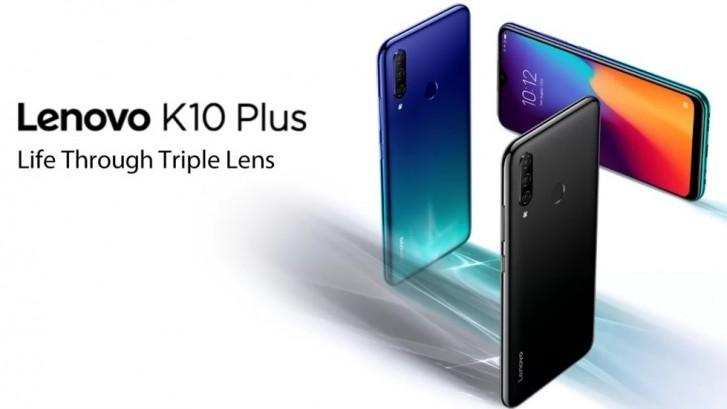 Lenovo K10 Plus ju¿ oficjalnie 22 wrze¶nia