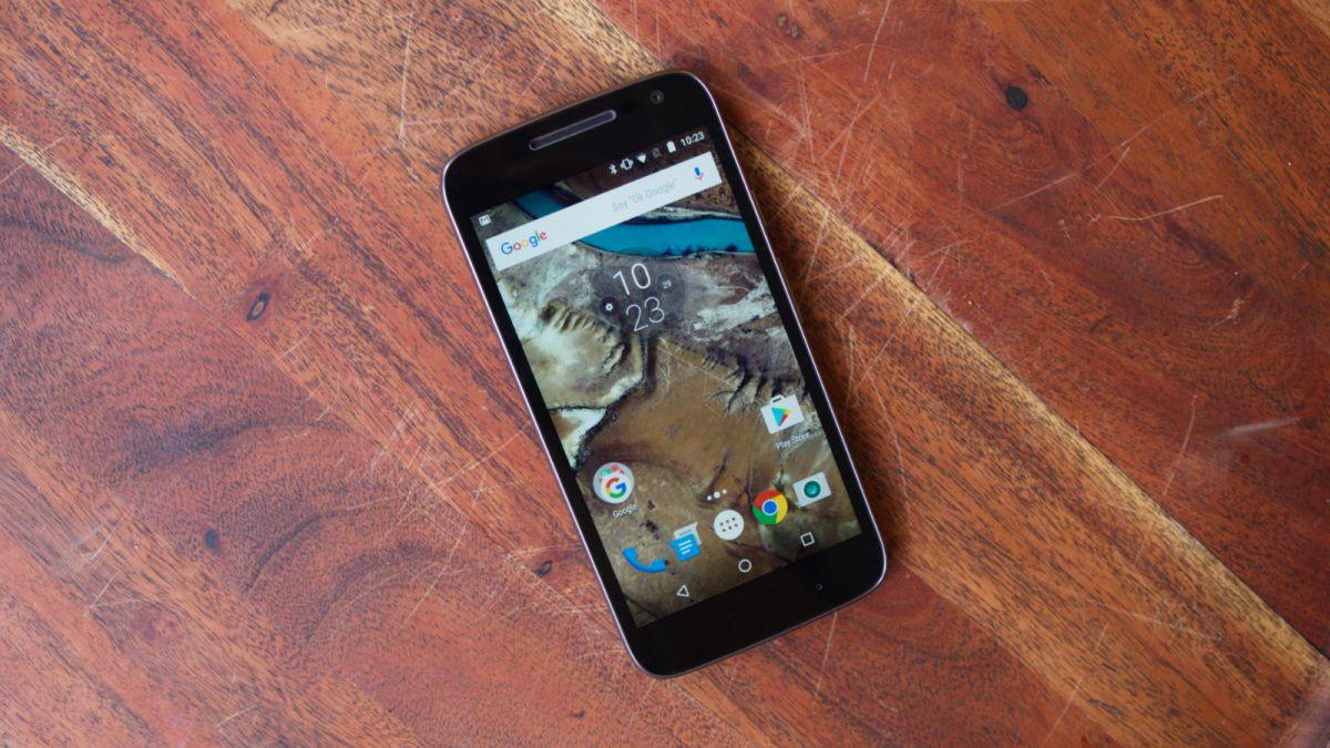 Motorola Moto G4 Play, specyfikacja