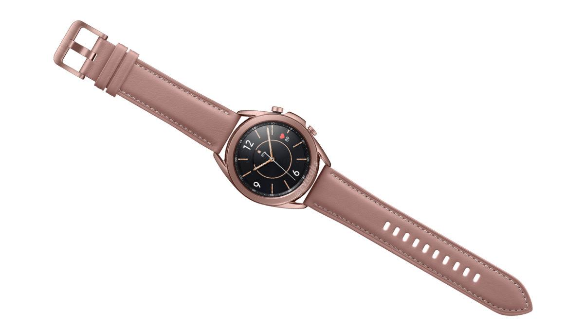 Wyciek³y nowe informacje na temat Galaxy Watch 3