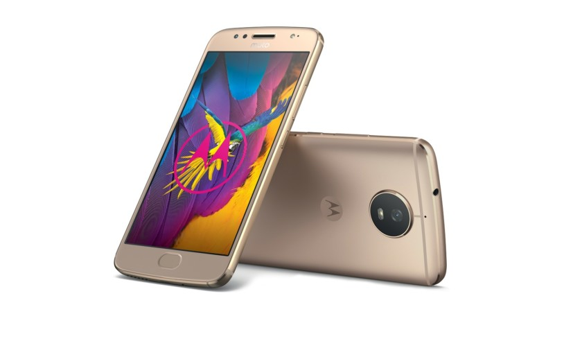 Motorola ods³oni³a Moto G5S i G5S Plus