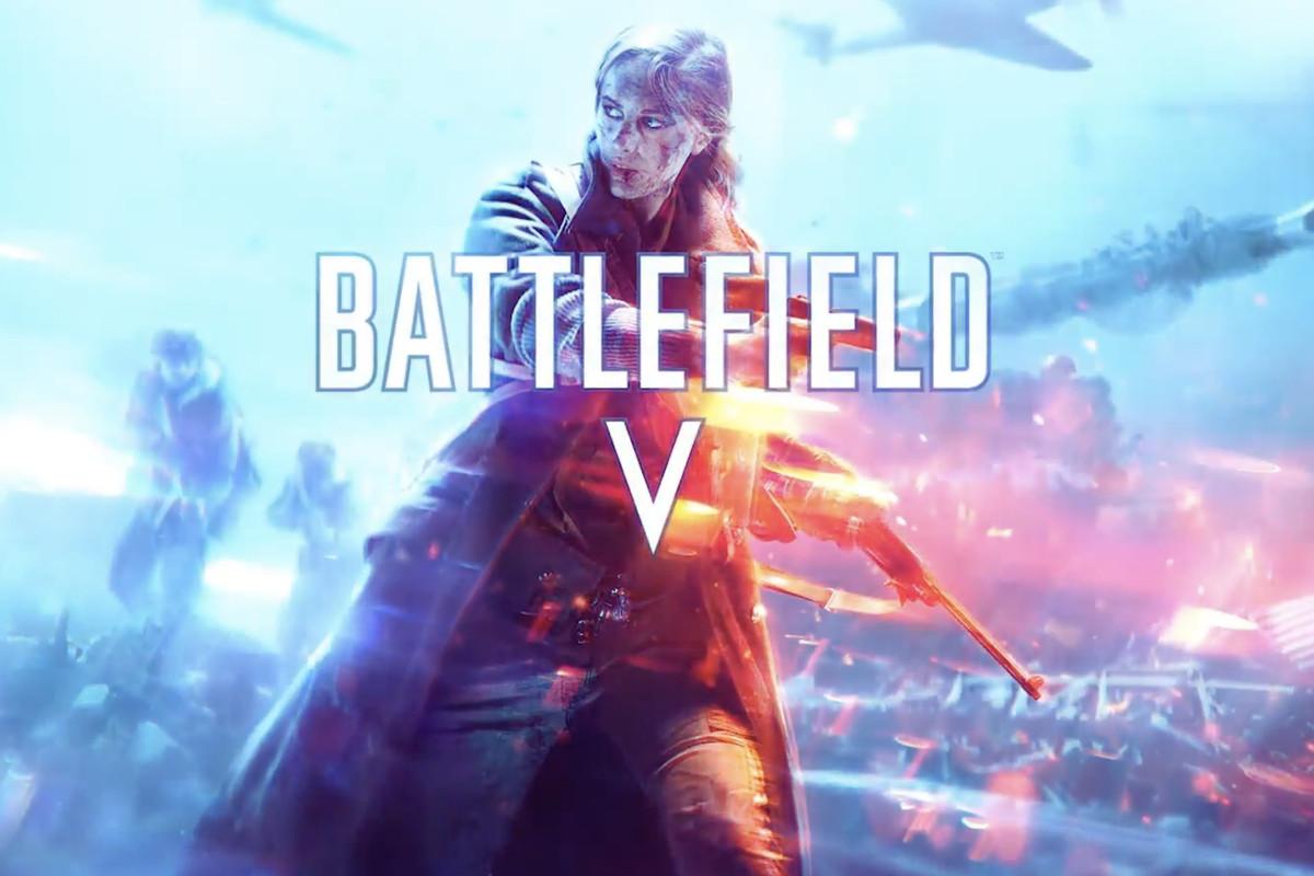 Wyszed³ pierwszy trailer Battlefield 5