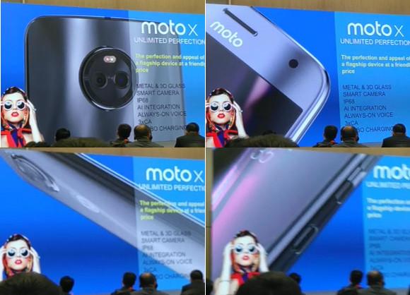 Evan Blass udostêpnia najnowsze zdjêcie Moto X4