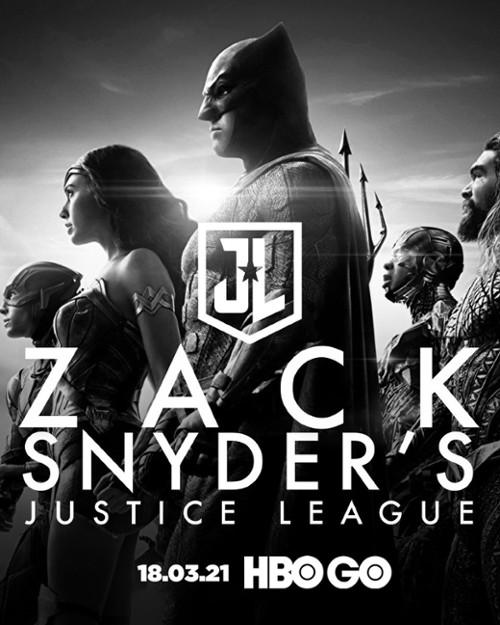 D³ugo oczekiwana wersja Ligi Sprawiedliwo¶ci trafi niebawem do kin.